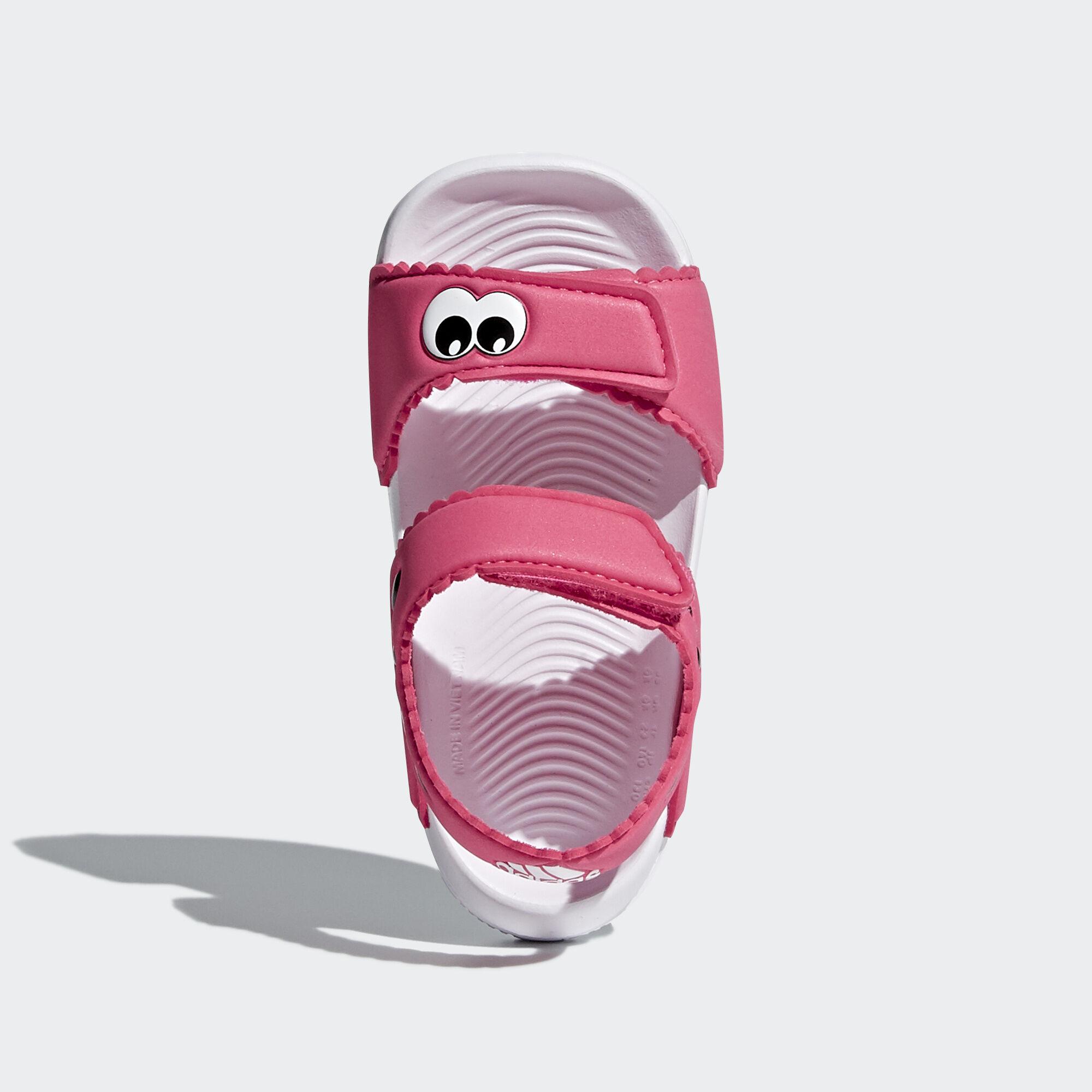 adidas AltaSwim Sandals - Pink | adidas Singapore